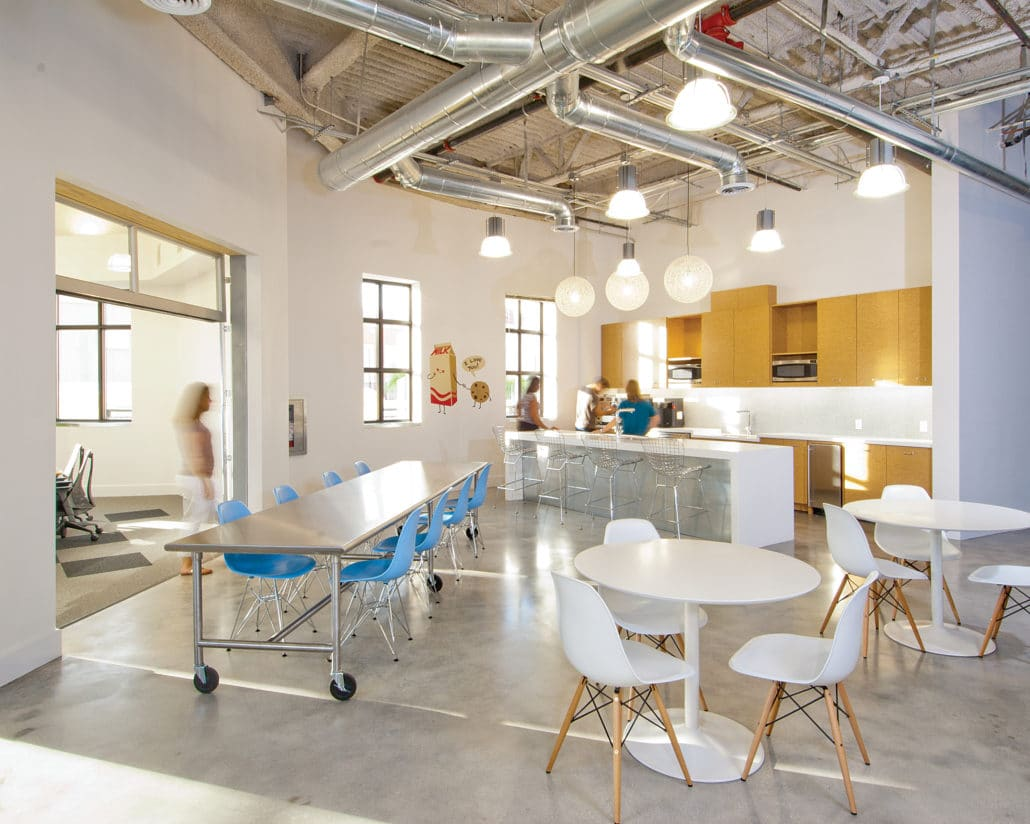 Stantec Workplace Design Expert Discusses Office Kitchen Trends With Wsj Oberhausen Marketing